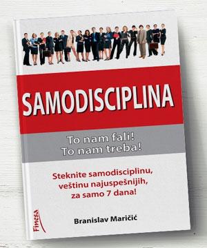 Samodisciplina, Branislav Maričić