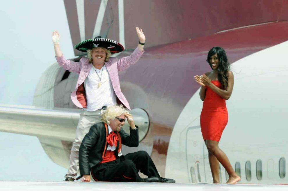 ricard branson u meksiku
