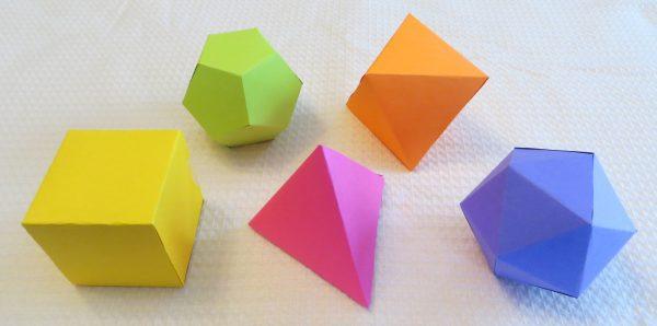 Origami u matematici