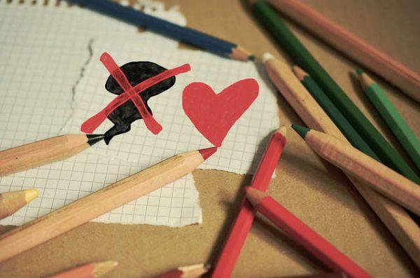ljubav i mržnja na papiru