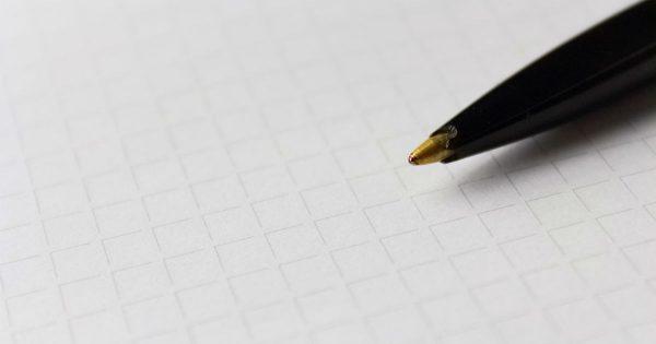 olovka i papir