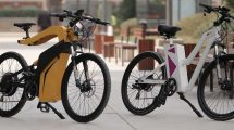 Električni bicikli E prime