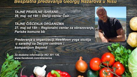 Georgij Nazarov u Nišu