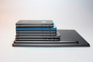 Evolucija Apple uređaja