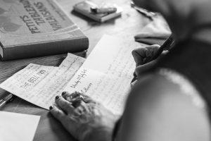 Pisanje iz senke