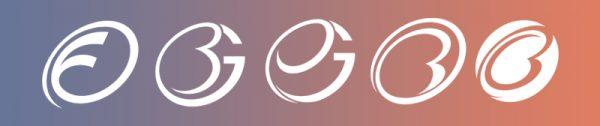 Logo kao kombinacija slova